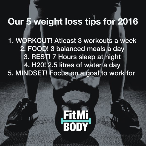 FitMiBody Fitness Advice