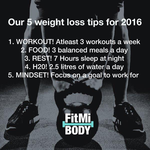 FitMiBody Fitness Advice