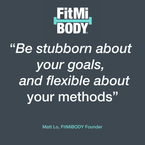 FitMiBody Motivational Fitness Quote