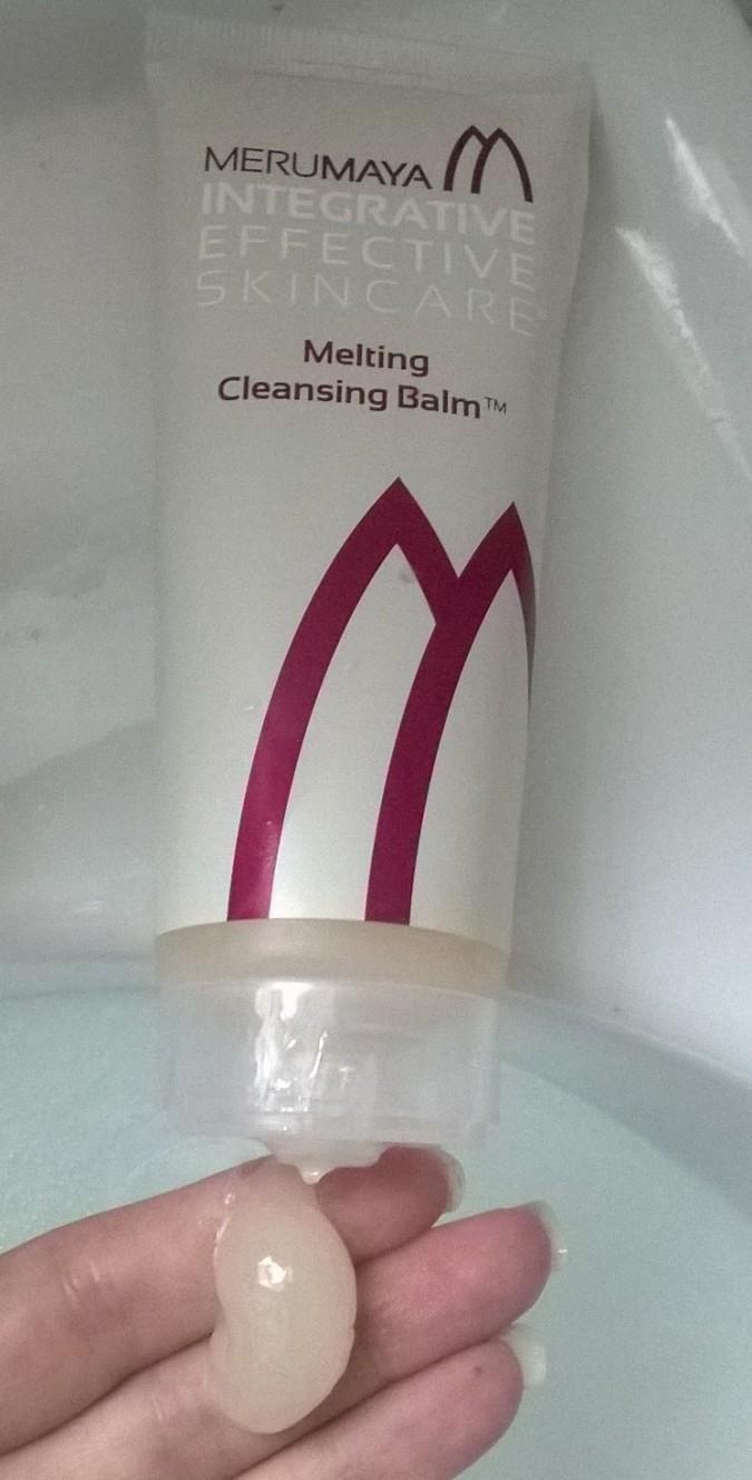 Merumaya Melting Cleansing Balm