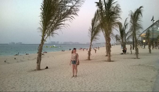 The Beach at JBR Dubai - Fashion Du Jour LDN