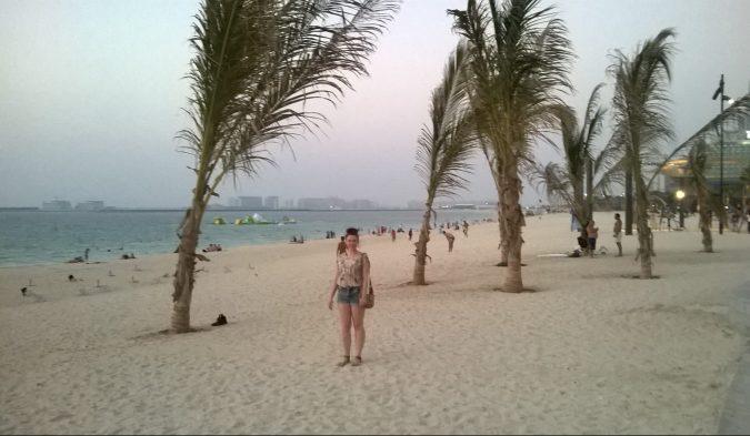 The Beach at JBR Dubai - Fashion Du Jour LDN