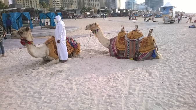 JBR The Beach Dubai - Fashion Du Jour LDN