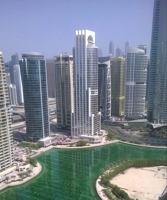 Jumeriah Lake Towers Dubai - Fashion Du Jour LDN