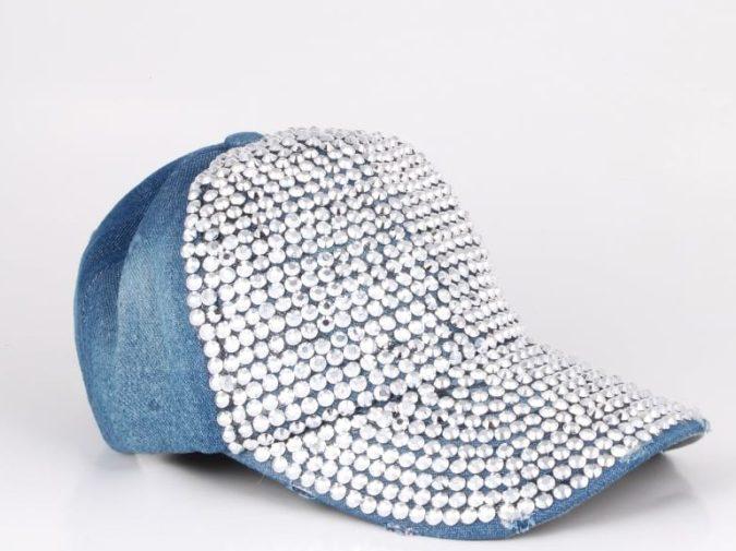 KRISP Bling Front Baseball Cap