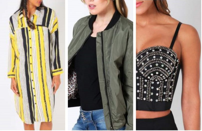 SS16 Trends by Fashion Du Jour LDN and KRISP Clothng