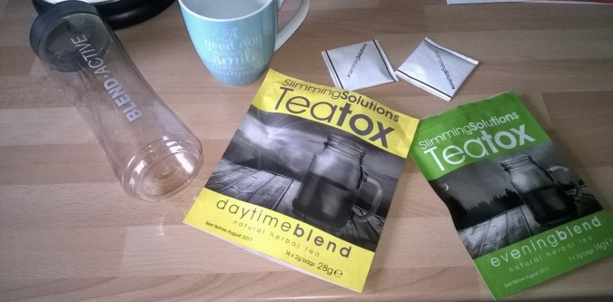 Slimming Solution Teatox