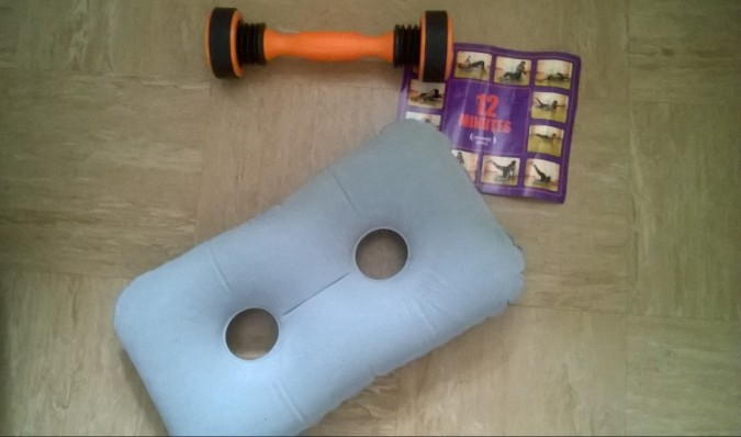 Shakeweight Roll Review - Fashion Du Jour LDN