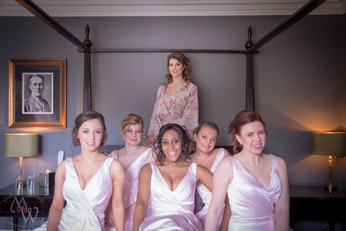 How to be a stellar bridesmaid with Fashion Du Jour LDN and House of Fraser - Image Copyright Matthew Weinreb 2015