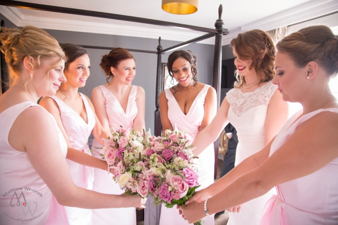 How to be stellar bridesmaid with Fashion Du Jour LDN and House of Fraser - Image Copyright Matthew Weinreb 2015