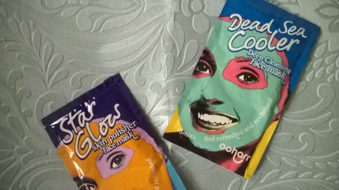 May Musthave - Ooh-arr Face Masks by Fashion Du Jour LDN