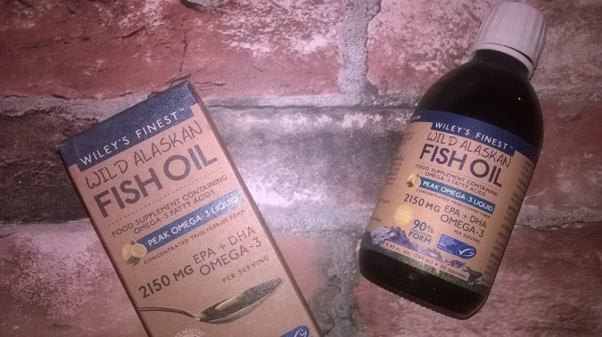 May Must-Haves - Wileys Finest Omega-3 Alaskan Fish Oil by Fashion Du Jour LDN