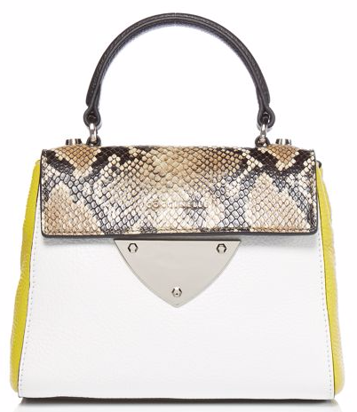 Coccinelle B14 Lux Satchel Bag- Totes Amaze: Our Big Bag Wishlist from House of Fraser by Fashion Du Jour LDN