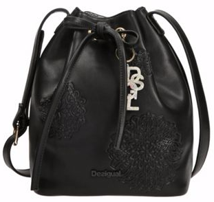 Desigual Lugano Black Backpack - Totes Amaze - Our Big Bag Wishlist from House of Fraser by Fashion Du Jour LDN