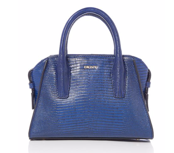 DKNY Sutton Mini Blue Satchel - Toets Amaze: Our Big Bag Wishlist House of Fraser by Fashion Du Jour LDN