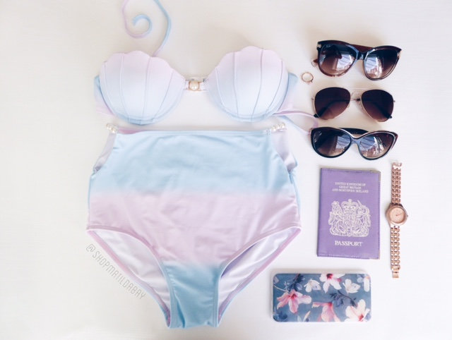 On Our Radar - Matilda Bay Apparel Interview featuring Aurora Mermaid High-Waisted Bikini , by Fashion Du Jour LDN