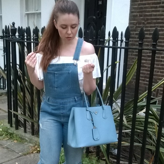 Giving Summer The Cold Shoulder: OOTD by Fashion Du Jour LDN