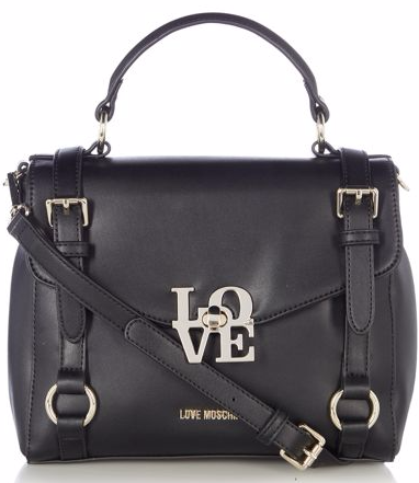 Love Moschino Love Lock Satchel Bag - Totes Amaze: Our Big Bag Wishlist from House of Fraser by Fashion Du Jour LDN