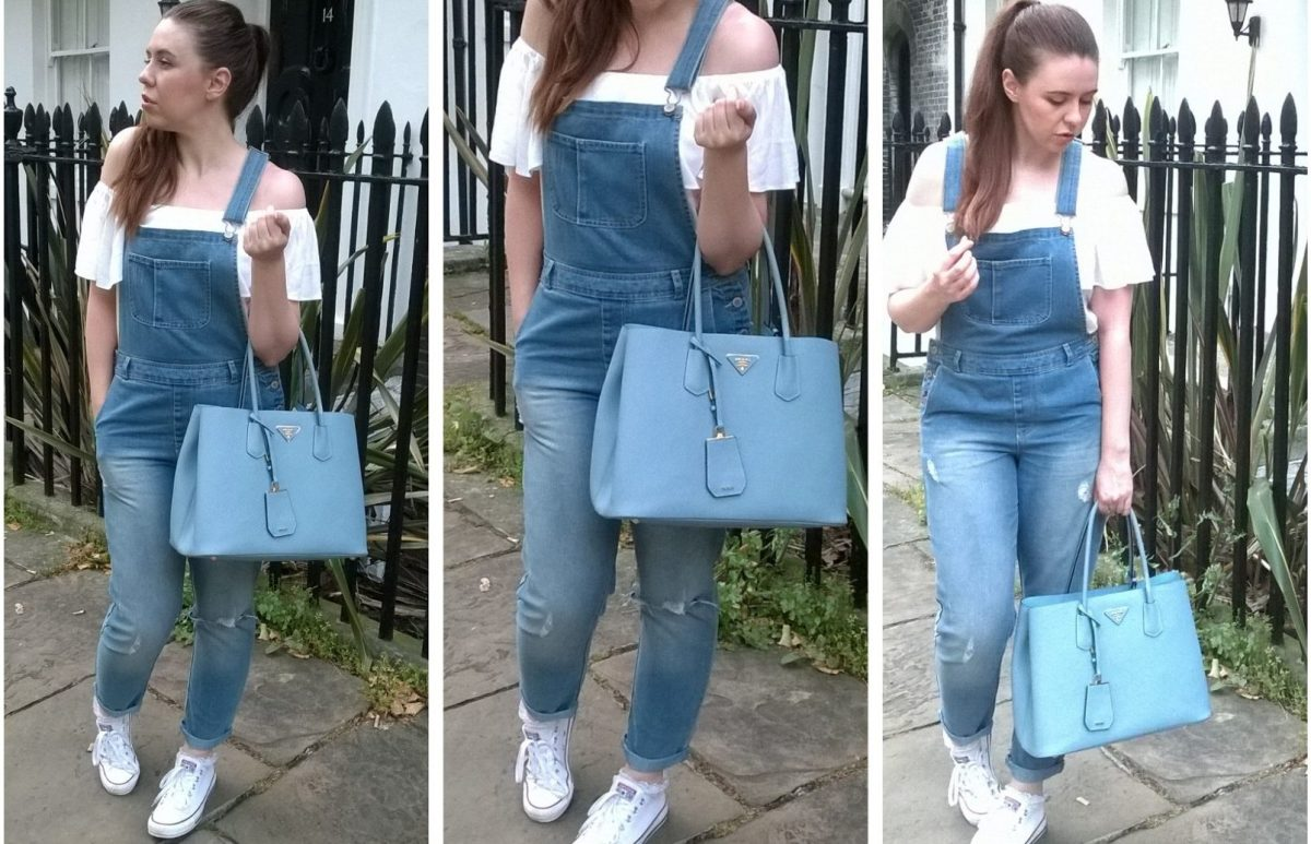 Giving Summer The Cold Shoulder: OOTD
