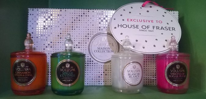It's Coming: House of Fraser's Christmas in July Event 2016 by Fashion Du Jour LDN
