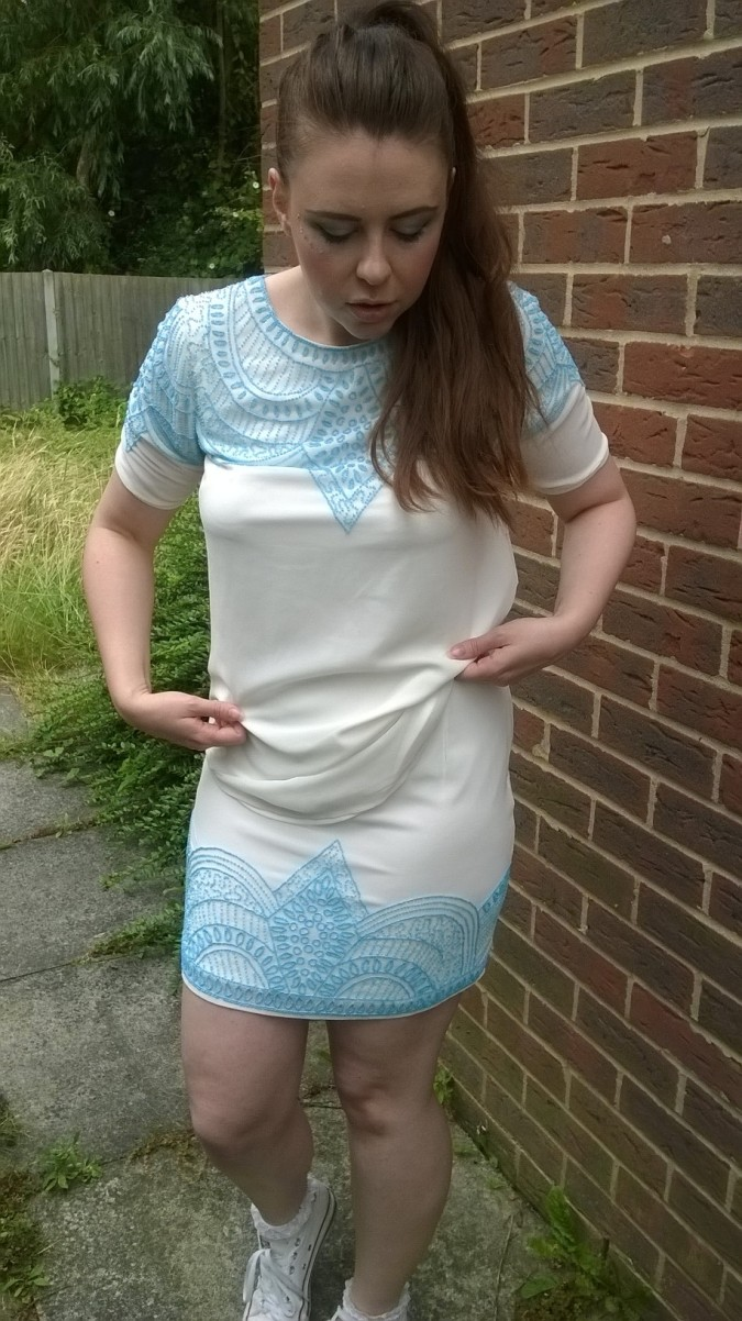 Festival Luxe: Rain Fashion's Bohemia Collection Denia Top and Skirt