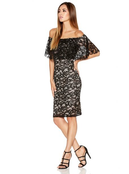 Get Ready To Party: Quiz's AW16 Going Out Dresses by Fashion Du Jour LDN