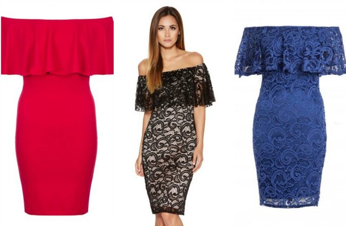 Get Ready To Party!: Quiz's AW16 Going Out Dresses by Fashion Du Jour LDN