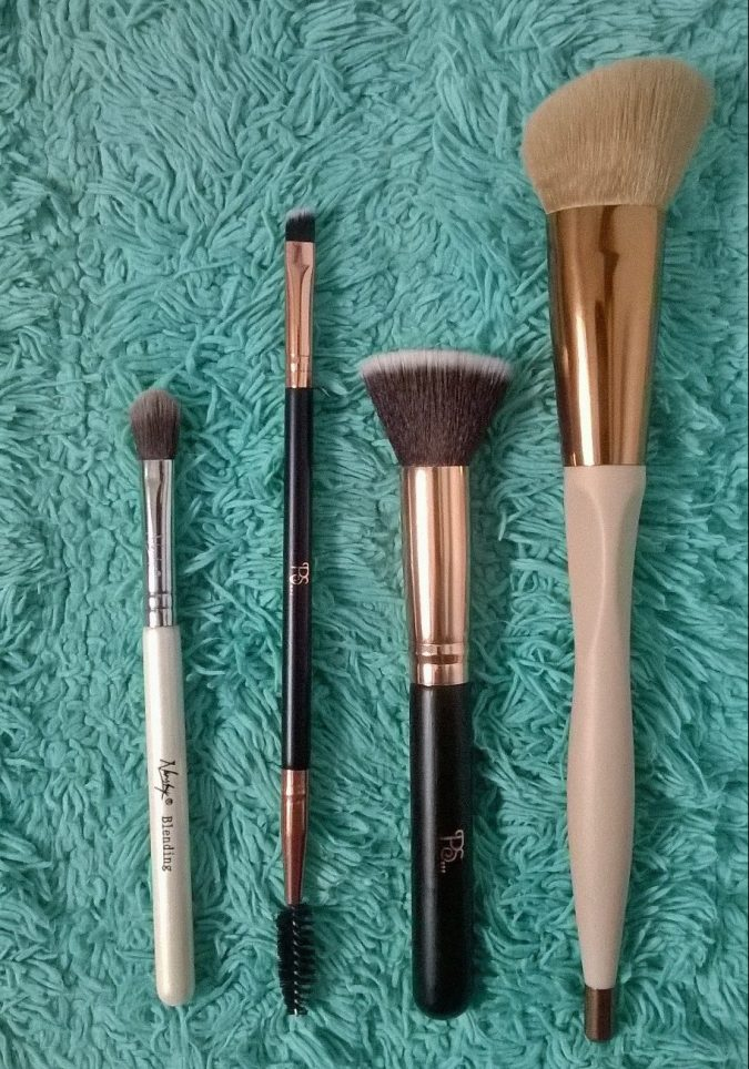 Clean Sweep: How To Clean Your Make-Up Brushes With Sebamed by Fashion Du Jour LDN