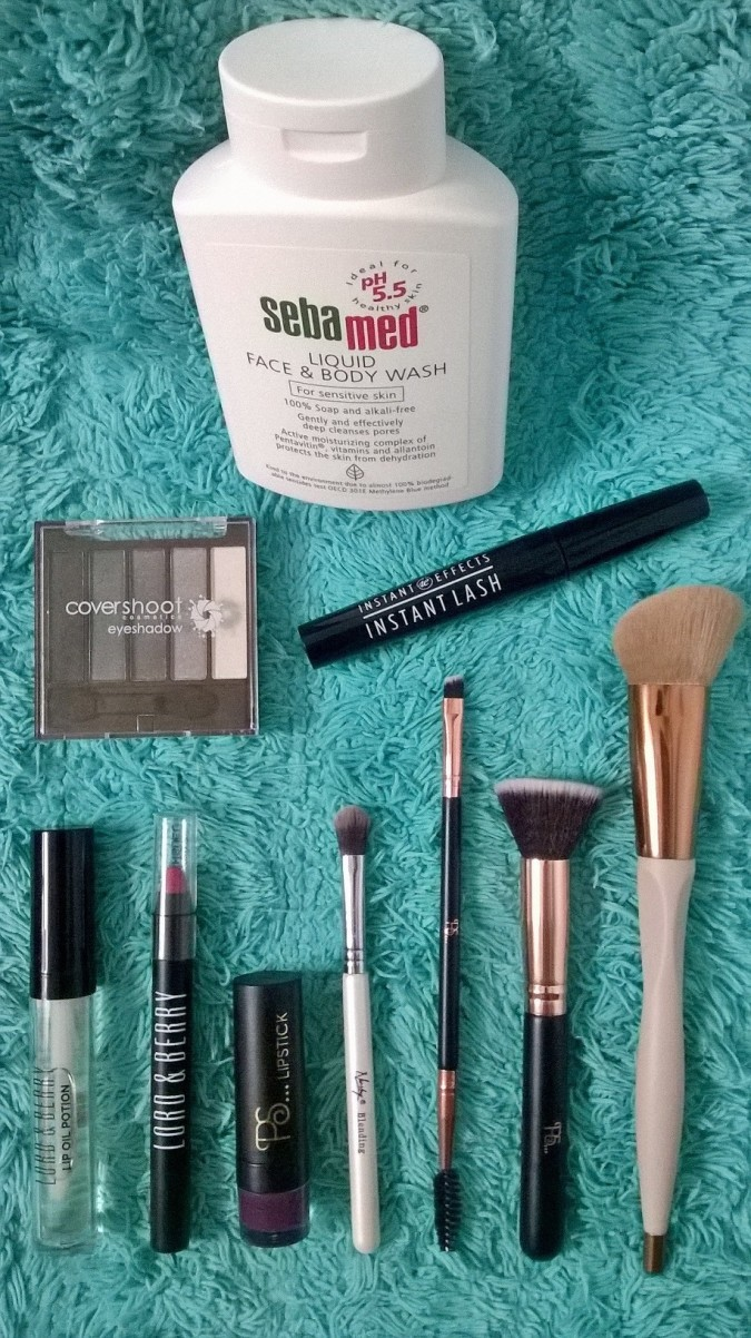 Clean Sweep: How To Clean Your Make-Up Brushes With Sebamed