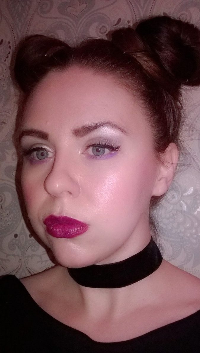 Make-Up Shake Up: Grown Up Gothic by Fashion Du Jour LDN