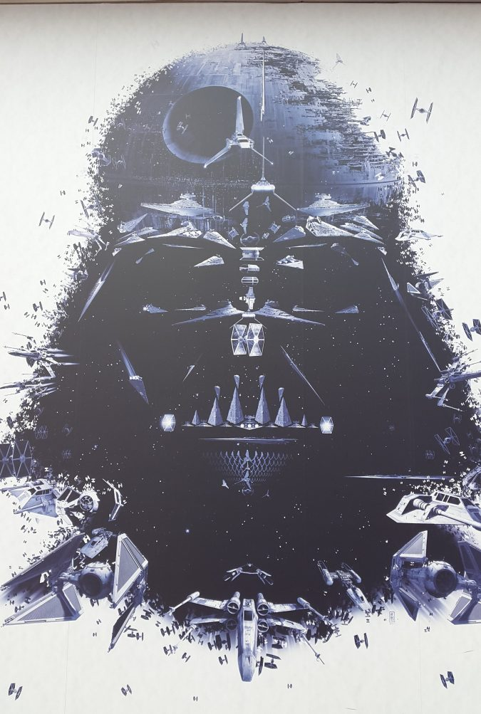 Birthday Bonanza: Star Wars Identities & High Jinks by Fashion Du Jour LDN