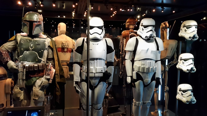 Birthday Bonanza: Star Wars Identities & High Jinks by Fashion Du Jour LDN - Storm Trooper Boba Fett