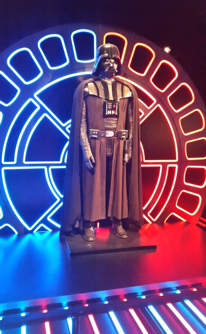 Birthday Bonanza: Star Wars Identities & High Jinks by Fashion Du Jour LDN - Darth Vader