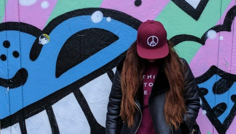 Peace & Street Art: OOTD Salaam Apparel by Fashion Du Jour LDN