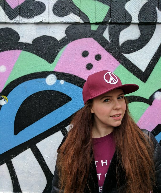 Peace and Street Art: OOTD Salaam Apparel Manchester by Fashion Du Jour LDN