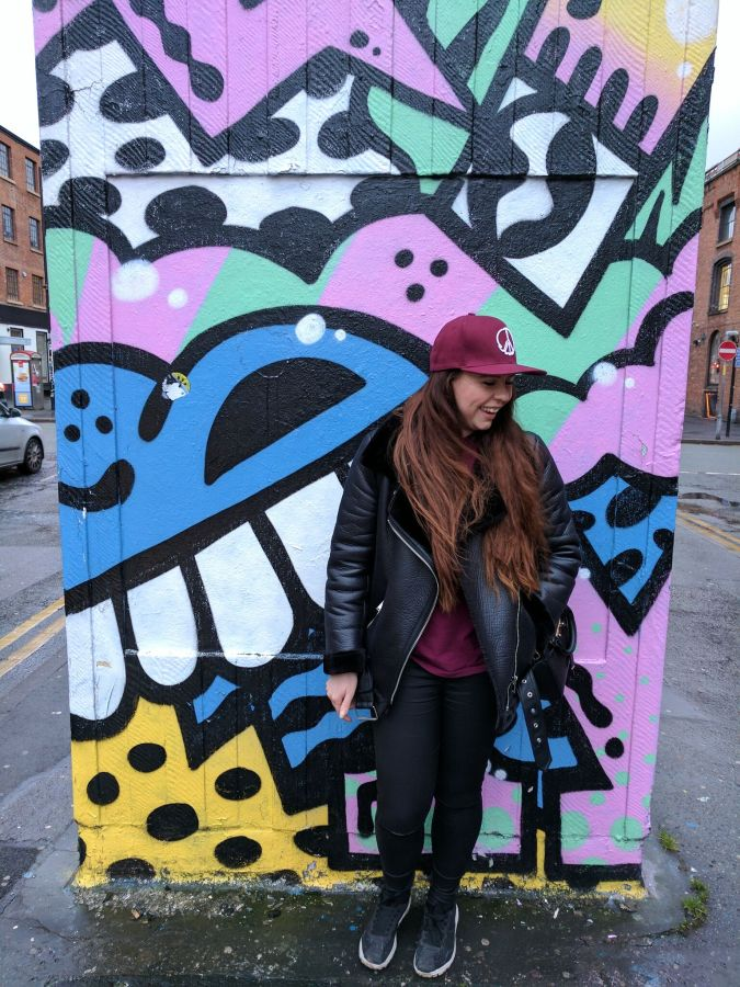 Peace and Street Art: OOTD Salaam Apparel by Fashion Du Jour LDN