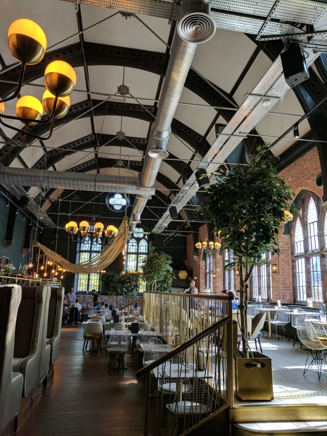 Discovering Food Heaven: The Lost & Found Knutsford by Fashion Du Jour LDN