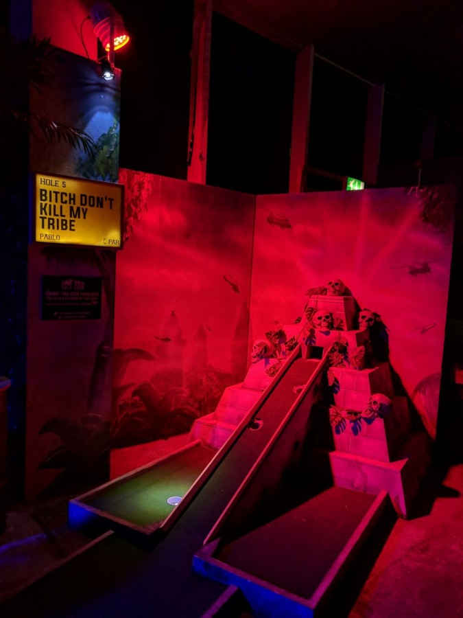 Getting In The Swing: Junkyard Golf, Manchester by Fashion Du Jour LDN