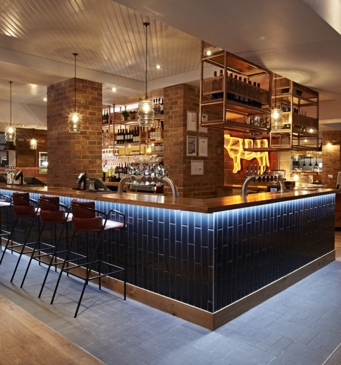 Raising the Steaks: Bar + Block Steakhouse by Fashion Du Jour LDN