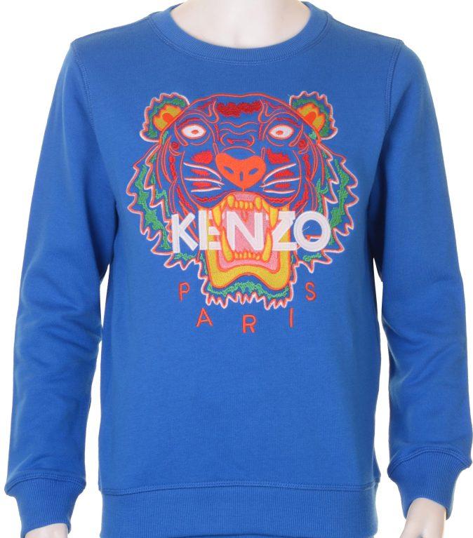 Boys Kenzo Sweatshirt - ODs Designer Clothing
