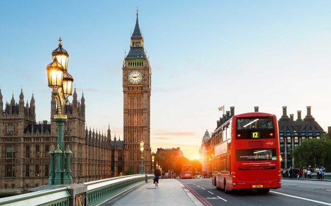 Around The World In 4 Perfect Date Nights - London
