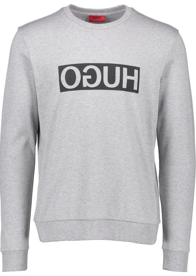 Mens Hugo Dicago Sweatshirt - ODs Designer Clothing