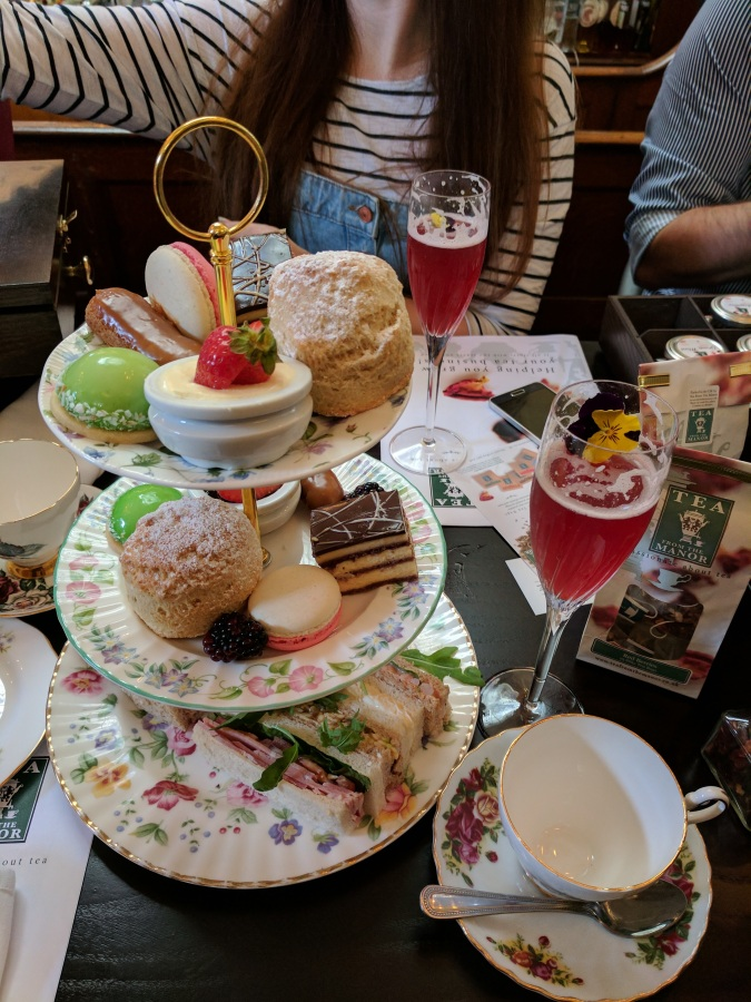 Afternoon Delight!: Afternoon Tea At The Courthouse, Cheshire by Fashion Du Jour LDN