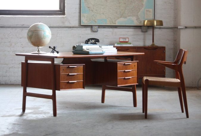 1970s Wooden Furniture - Interior Goals - 2018 Home Design Trends by Fashion Du Jour LDN