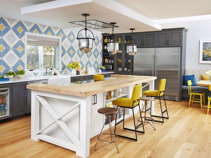 Cool Kitchen - Interior Goals - 2018 Home Design Trends by Fashion Du Jour LDN