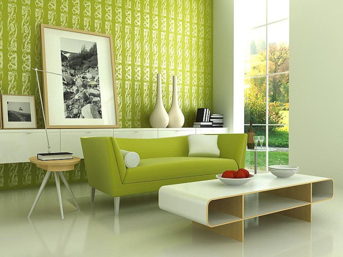Greenery- Interior Goals - 2018 Home Design Trends by Fashion Du Jour LDN