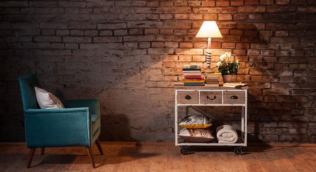 untreated walls - Interior Goals - 2018 Home Design Trends by Fashion Du Jour LDN