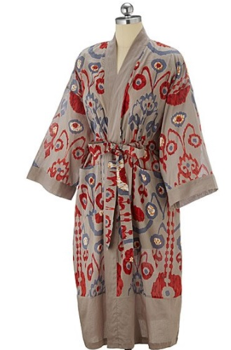 Not Your Average Valentines Gifts: Uncommon Goods Wishlist by Fashion Du Jour LDN - Uncommon Goods Fire Dandelion Kimono