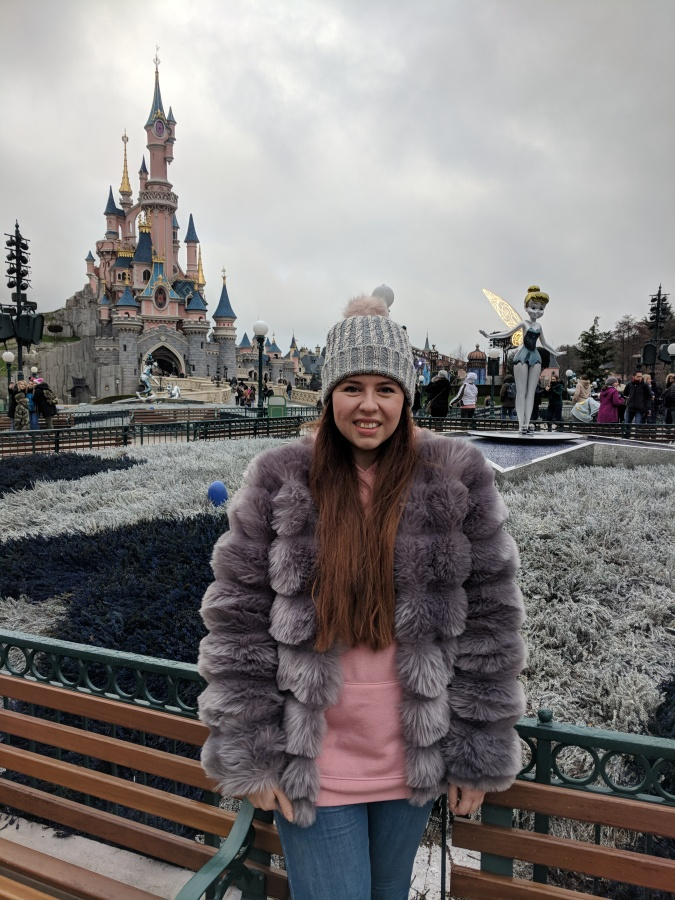 Fluff Goals: LOTD Grey Faux Fur Coat by Fashion Du Jour LDN