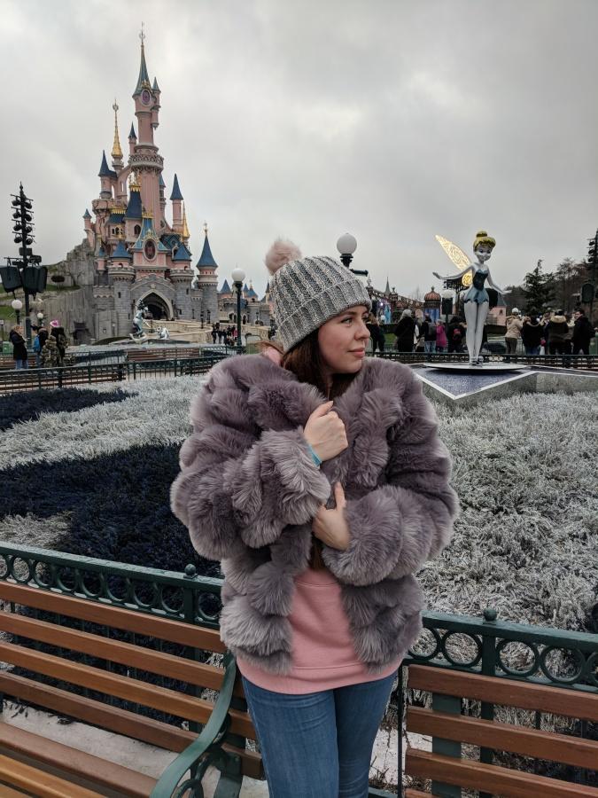 Fluff Goals: LOTD Grey Faux Fur Coat by Fashion Du Jour LDN